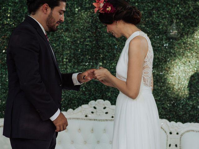 La boda de Rafael y Alejandra en Santiago, Nuevo León 35