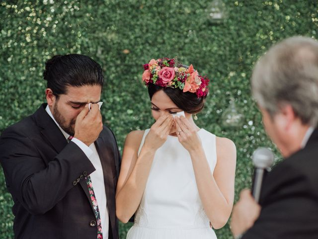 La boda de Rafael y Alejandra en Santiago, Nuevo León 36