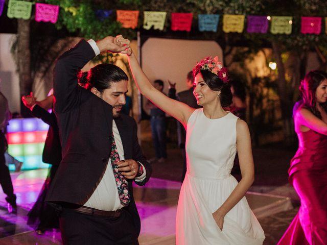 La boda de Rafael y Alejandra en Santiago, Nuevo León 54