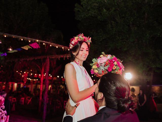 La boda de Rafael y Alejandra en Santiago, Nuevo León 60