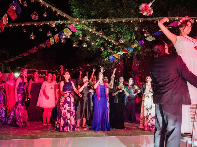La boda de Rafael y Alejandra en Santiago, Nuevo León 61