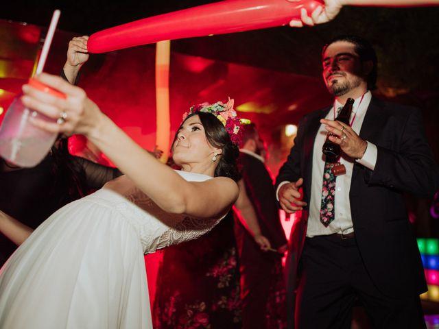 La boda de Rafael y Alejandra en Santiago, Nuevo León 73
