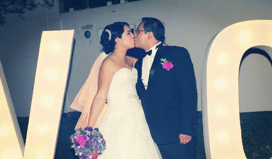 La boda de Oswaldo  y Valeria  en Puebla, Puebla
