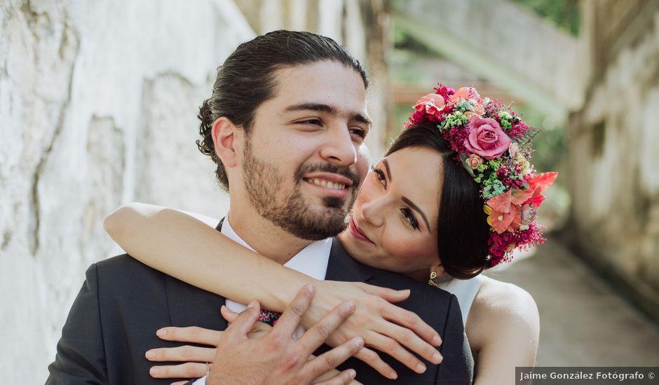 La boda de Rafael y Alejandra en Santiago, Nuevo León
