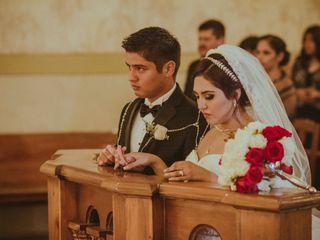 La boda de Perla y Cesar
