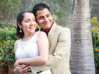La boda de Viviana   y Felipe