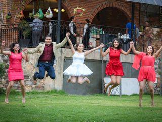 La boda de Viviana   y Felipe  2