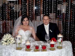 La boda de Fanny y Manuel