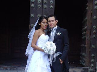 La boda de Leidy y Luis