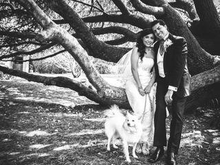 La boda de Mon y Jon