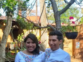 La boda de Zaira y Javier 1
