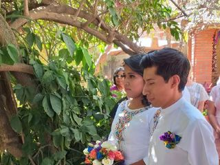 La boda de Zaira y Javier 2
