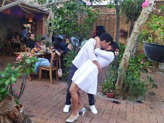 La boda de Zaira y Javier