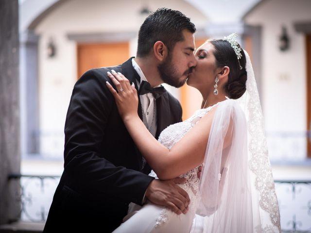 La boda de Denisse y Andrés