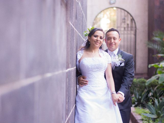 La boda de Beatriz y Israel