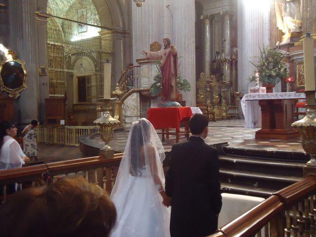 La boda de Luis y Leidy en Puebla, Puebla 3