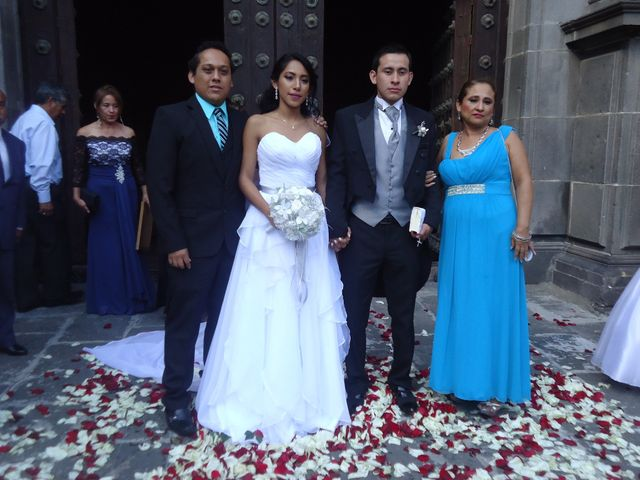 La boda de Luis y Leidy en Puebla, Puebla 5