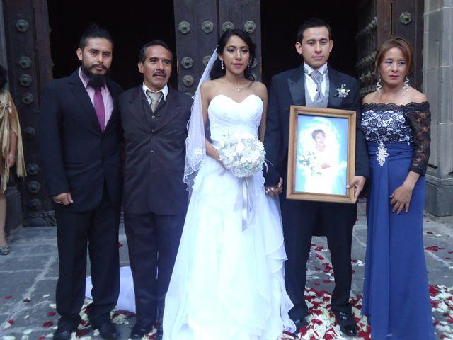 La boda de Luis y Leidy en Puebla, Puebla 6