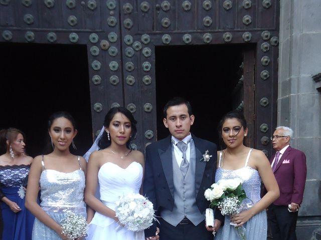 La boda de Luis y Leidy en Puebla, Puebla 8