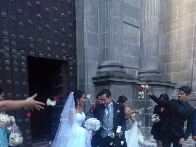 La boda de Luis y Leidy en Puebla, Puebla 9