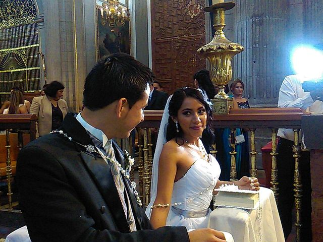 La boda de Luis y Leidy en Puebla, Puebla 25