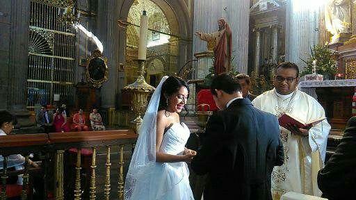 La boda de Luis y Leidy en Puebla, Puebla 27