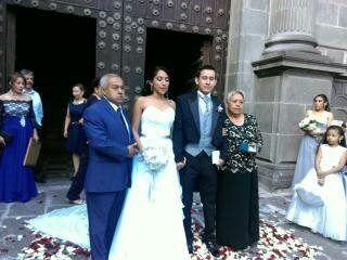 La boda de Luis y Leidy en Puebla, Puebla 28