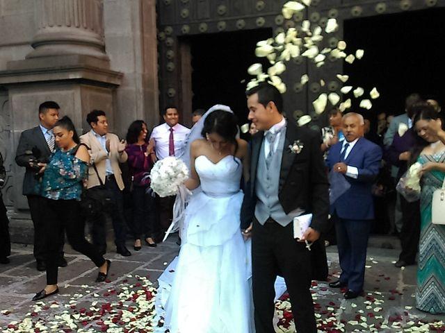 La boda de Luis y Leidy en Puebla, Puebla 32