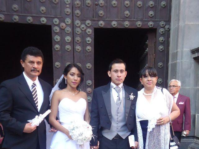 La boda de Luis y Leidy en Puebla, Puebla 34