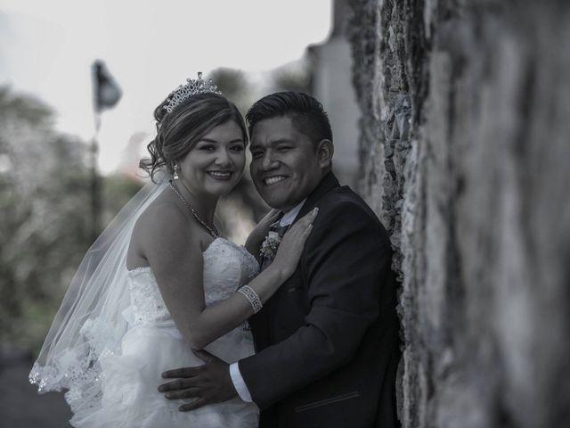 La boda de Amanda y Fernando