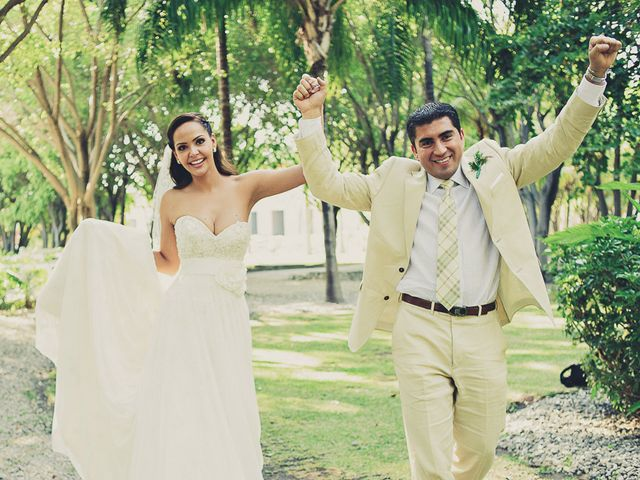La boda de Anel y Fausto