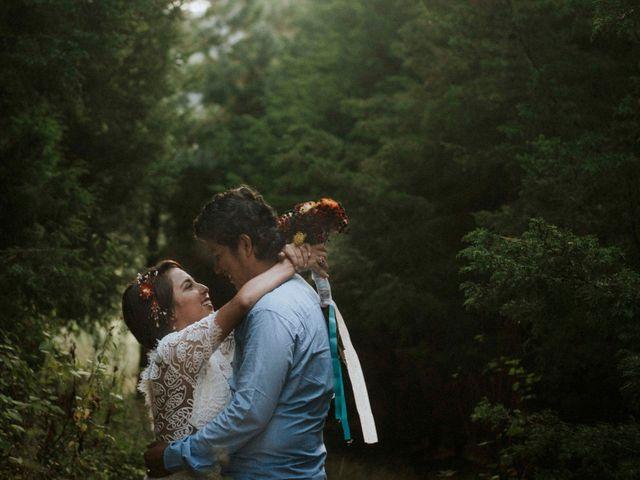 La boda de Betzaida y Daniel