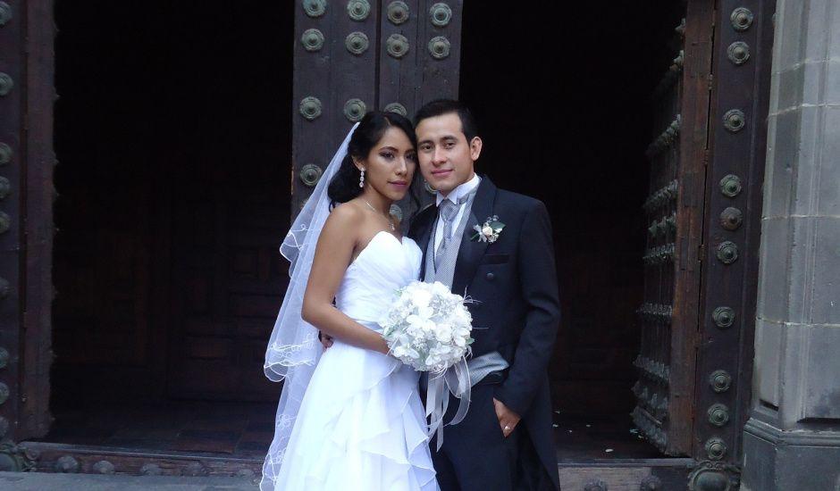 La boda de Luis y Leidy en Puebla, Puebla