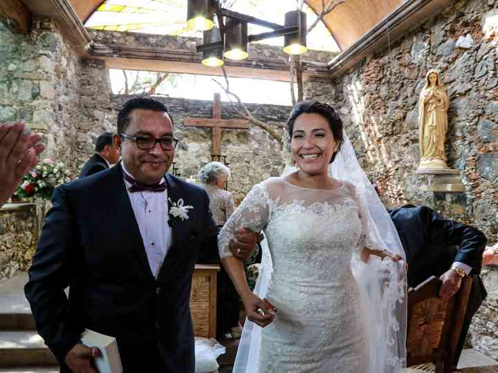 La boda de Masiel y Victor