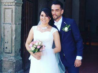 La boda de Susana y Alexandro