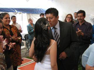 La boda de Angeles  y Manuel  1