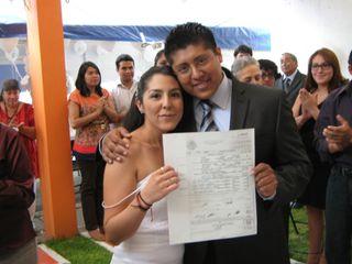 La boda de Angeles  y Manuel