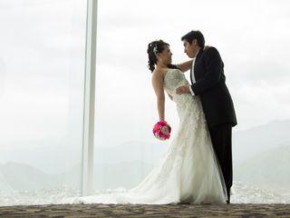 La boda de Pedro y Laura