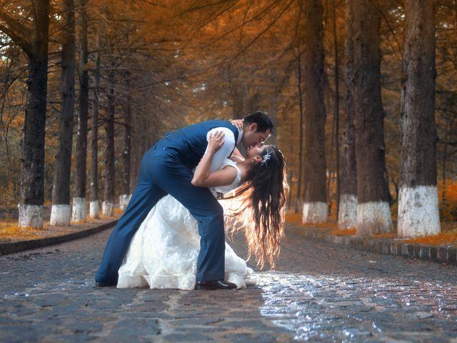 La boda de Armando y Zulma