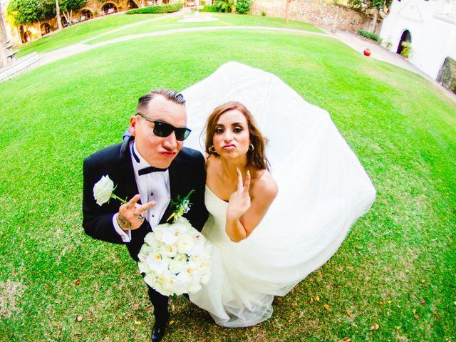 La boda de Lore y Cris