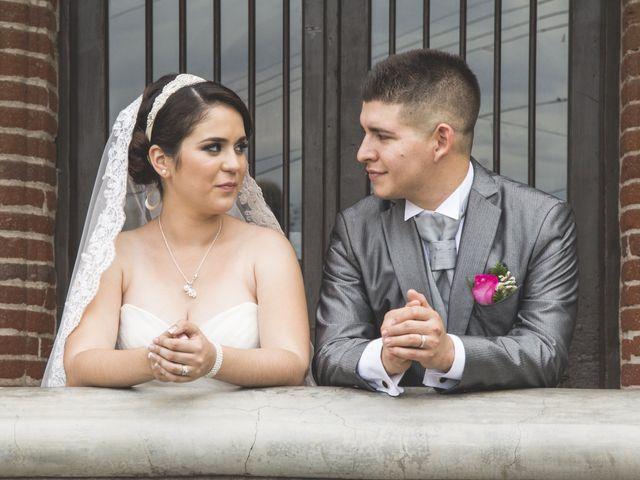 La boda de Grecia y Luis