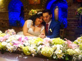 La boda de Perla y Óscar