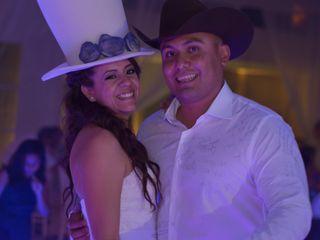 La boda de Mariana y Osvaldo