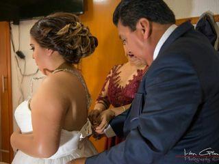 La boda de Diana y Yeimel 1