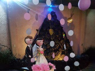 La boda de Stephanie  y Raúl  1