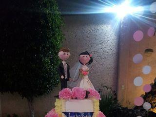La boda de Stephanie  y Raúl  2
