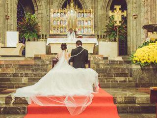 La boda de Orión  y Adriana 1