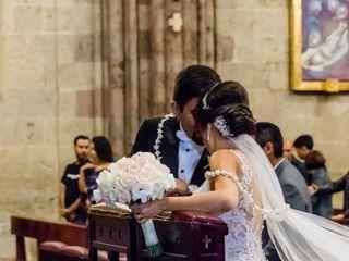 La boda de Orión  y Adriana 3