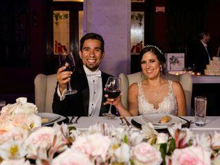 La boda de Orión  y Adriana