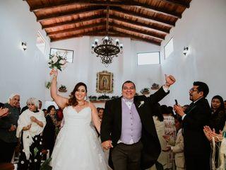La boda de Yaz y Julio 1